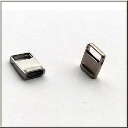 苹果/USB2.0数据线插头五金件